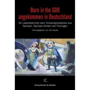 Cover von Born in the GDR