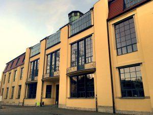 Bauhaus: Hauptgebäude