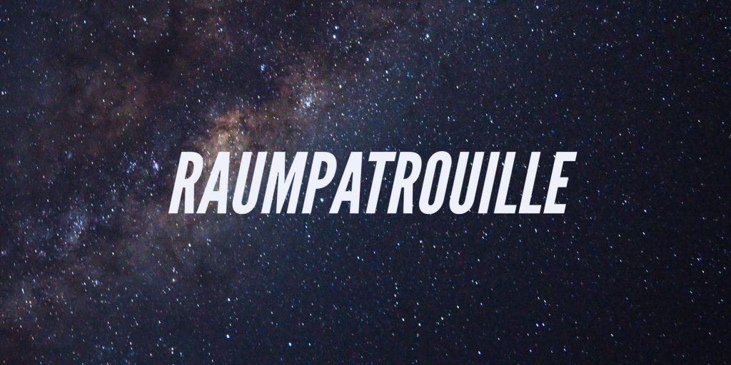 Raumpatrouille