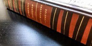 «Auf Messers Schneide» von William Somerset Maugham (Bild: immerlesen.net)