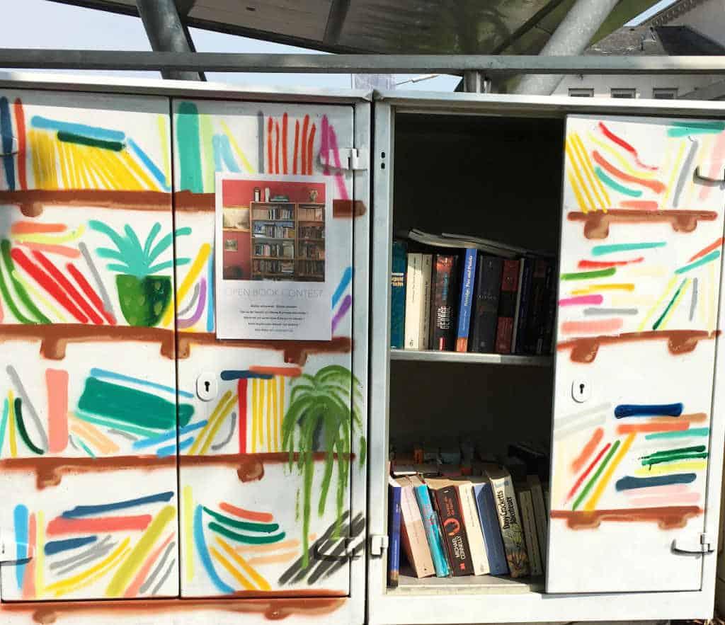 Open Book Contest (Bild: immer lesen.net)