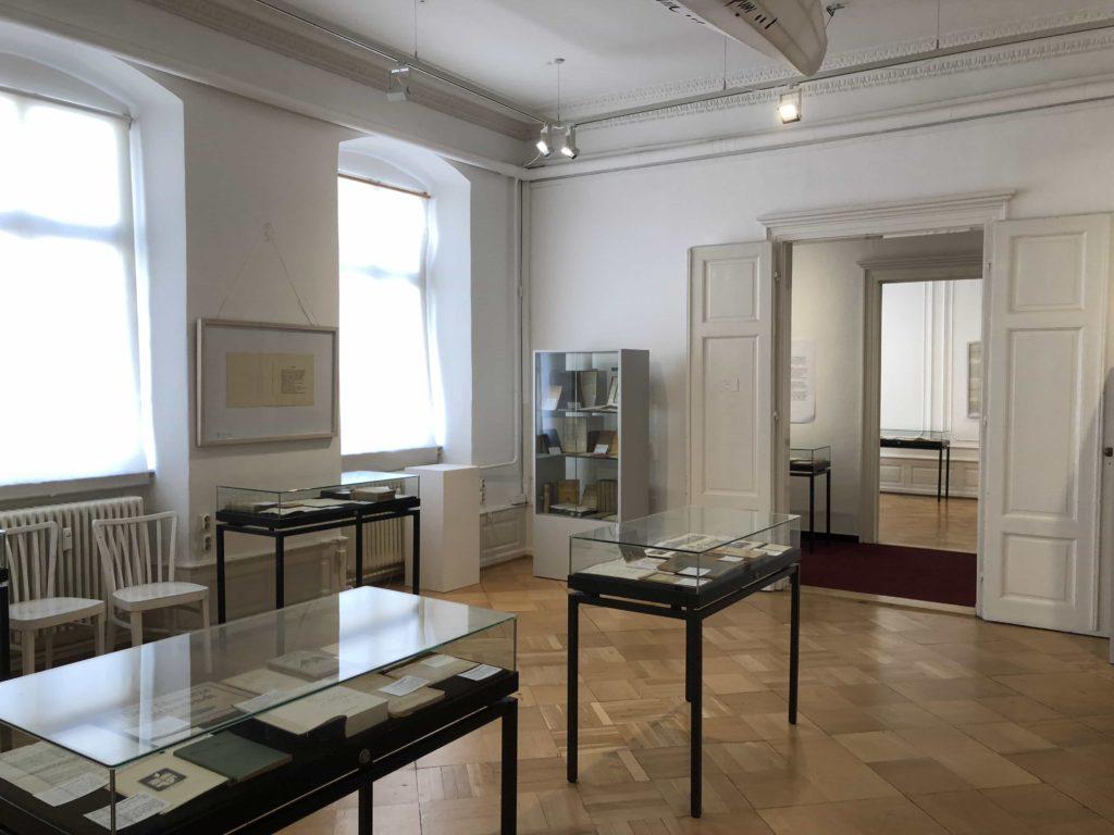 Haus Cajeth: Museumsräume