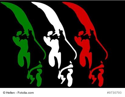 Mussolini (Bild: Shutterstock)
