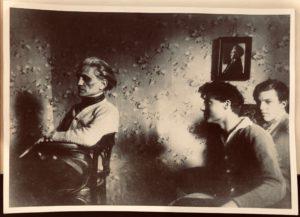 Stefan George und die Stauffenbergbrüder Claus und Berthold
