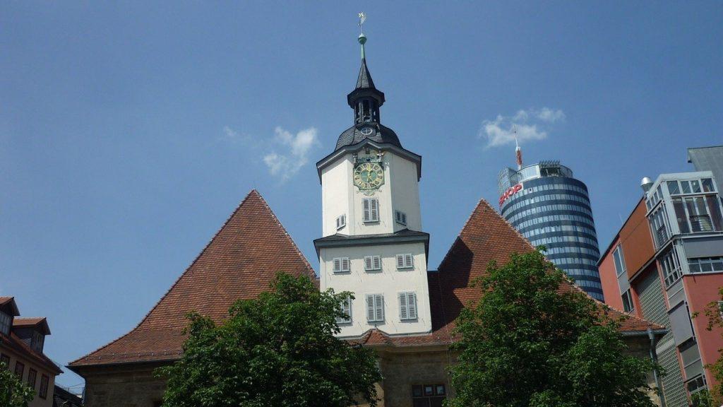 Historisches Rathaus in Jena