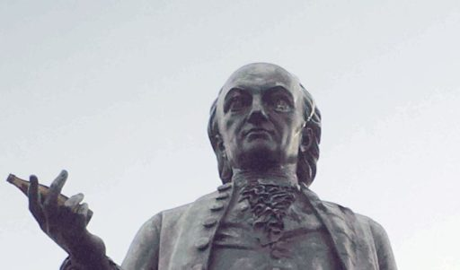 Wieland Denkmal im Porträt